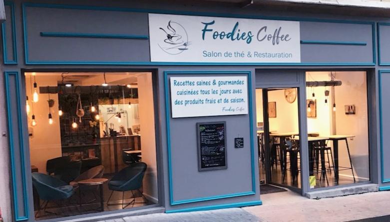 Foodies Coffee