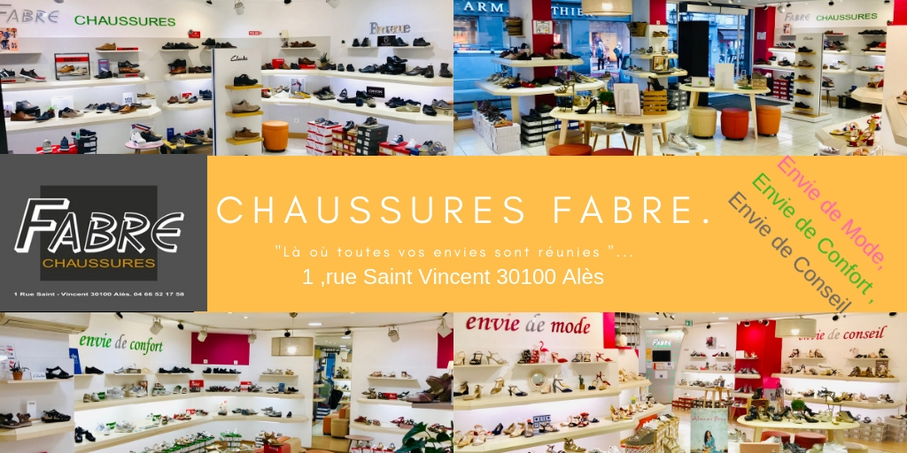 Chaussures Fabre