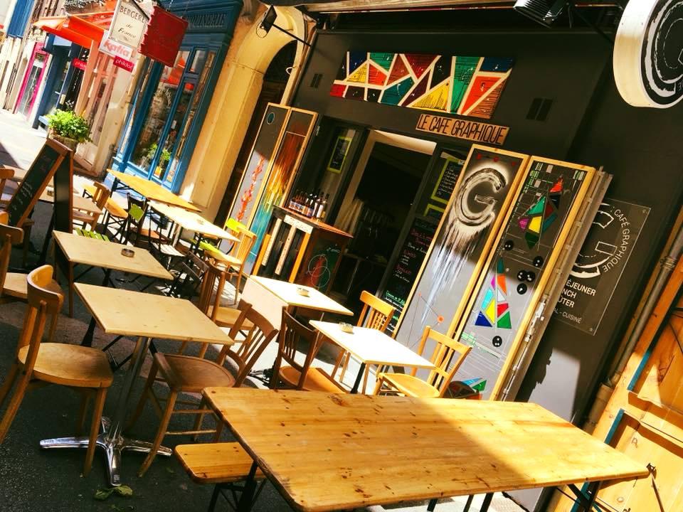 Le Café Graphique