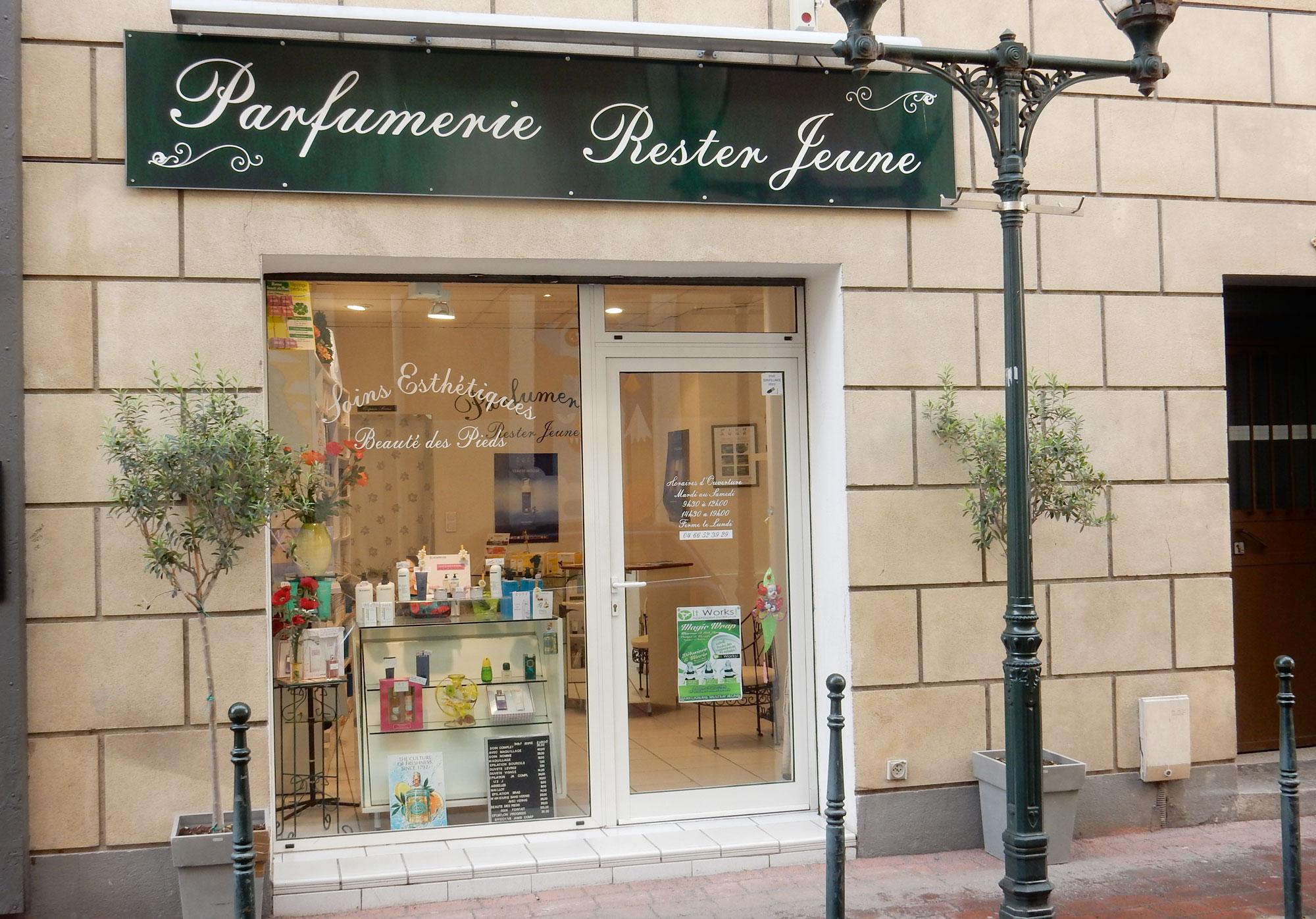 Parfumerie ResterJeune