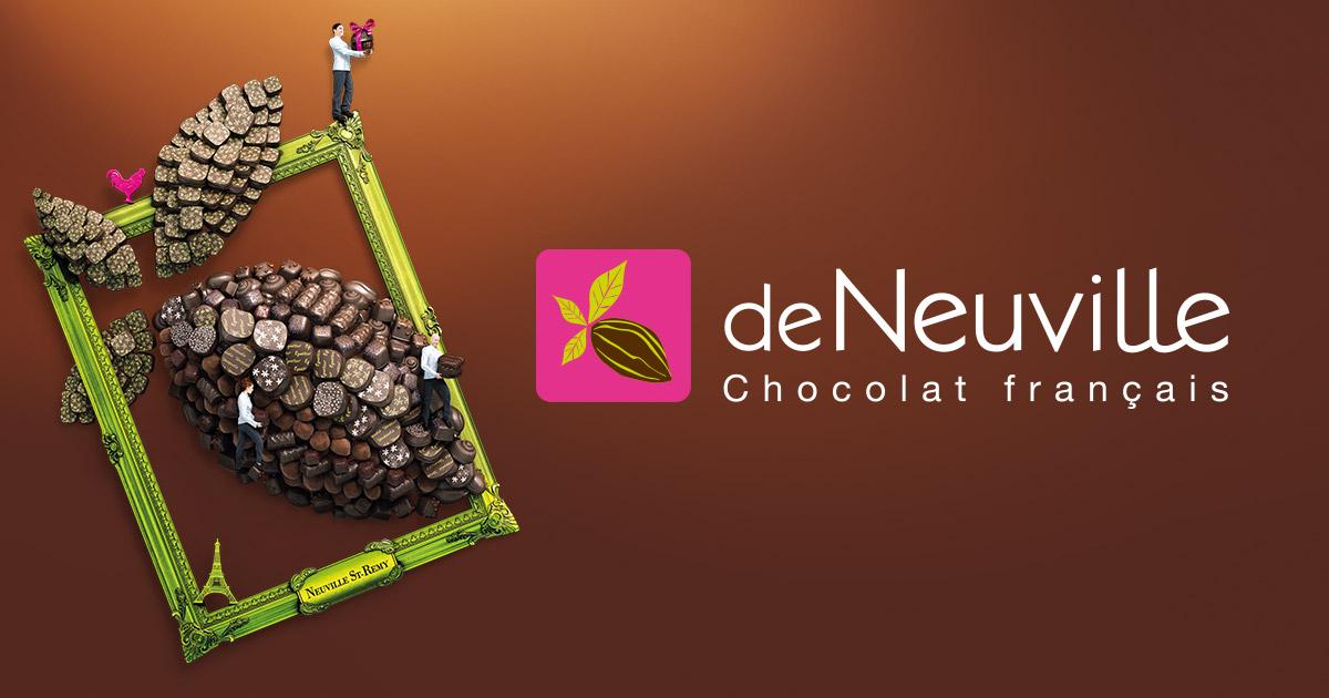 de Neuville les chocolats français