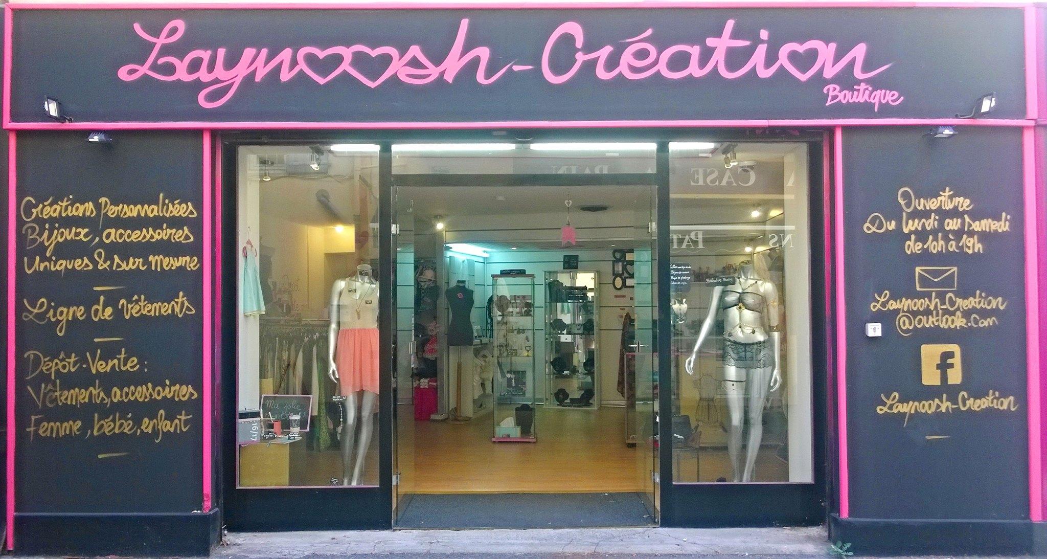 Laynoosh-Création
