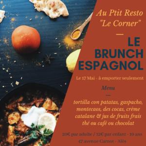 brunch espagnol