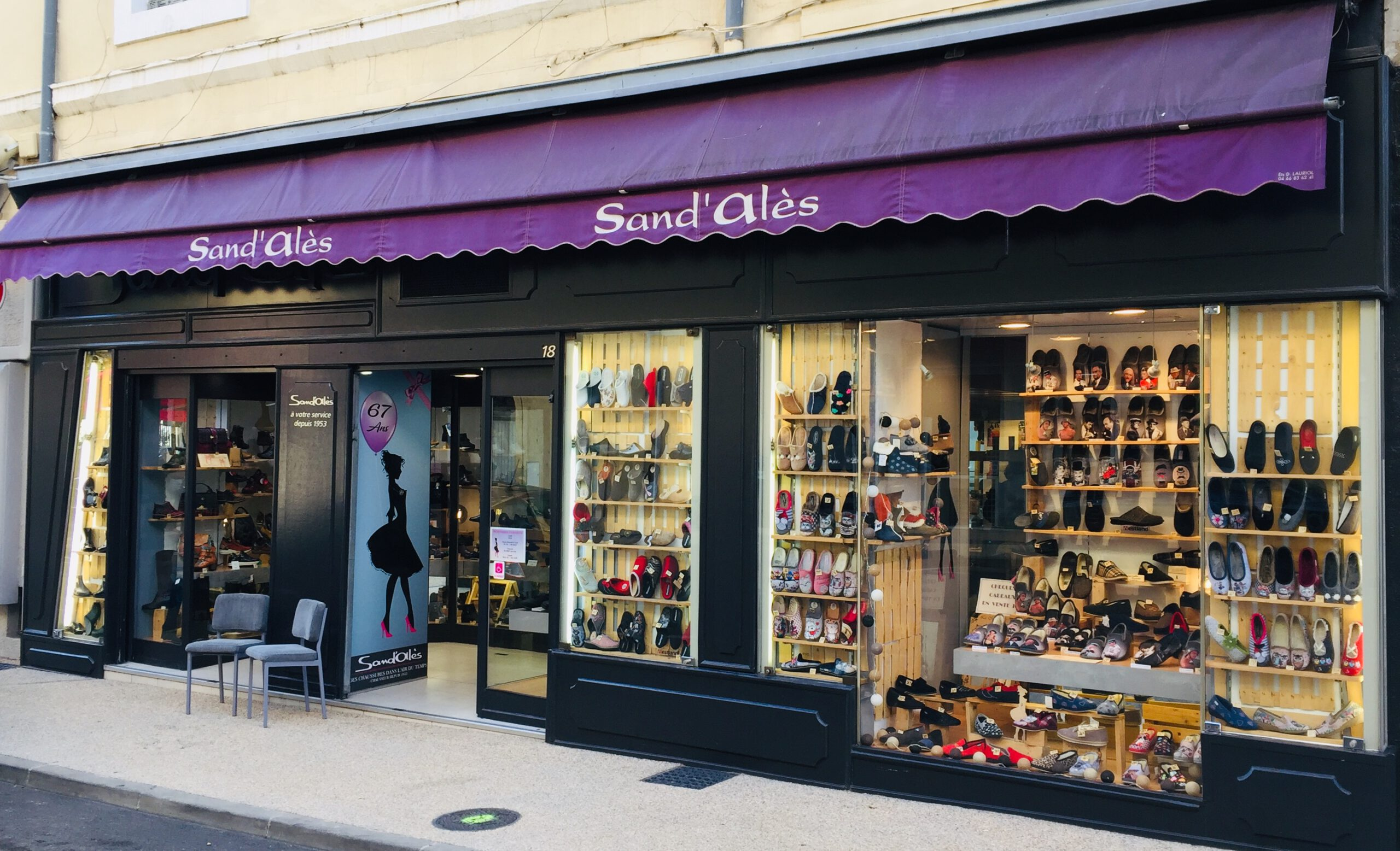 Chaussures Sand'Ales