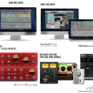Interface Focusrite SCARLETT3.