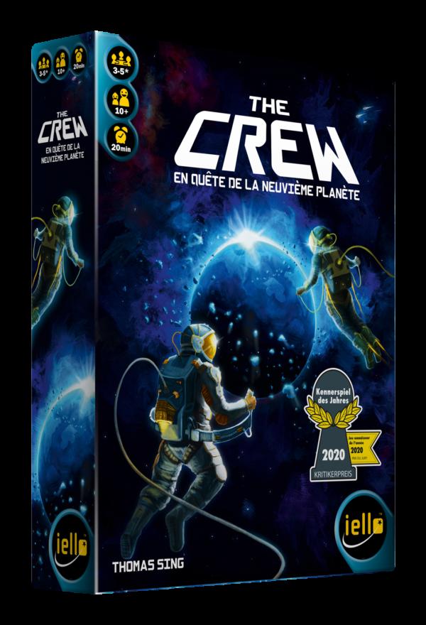 [La boite du jeu the crew]