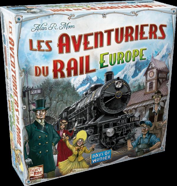 [Boite aventuriers du rail Europe]