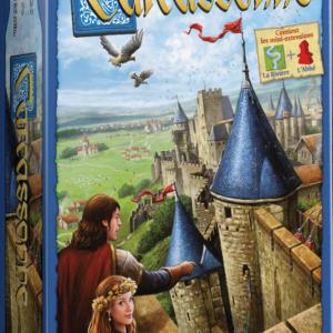 [La boite du jeu Carcassonne]