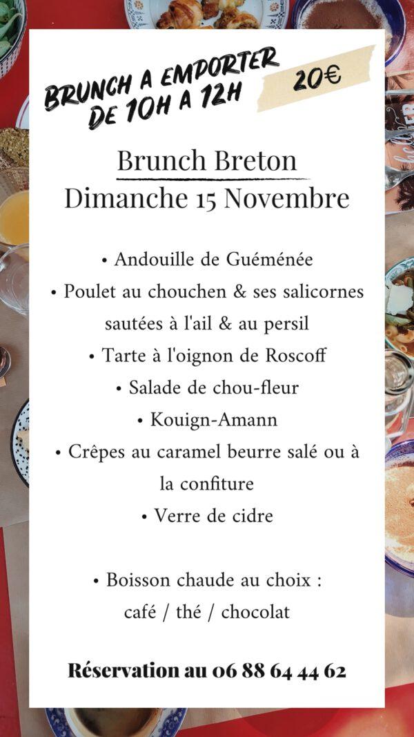 brunch breton