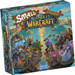 [Boite du jeu small world of warcraft]
