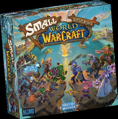 [Boite du jeu small world of warcraft]