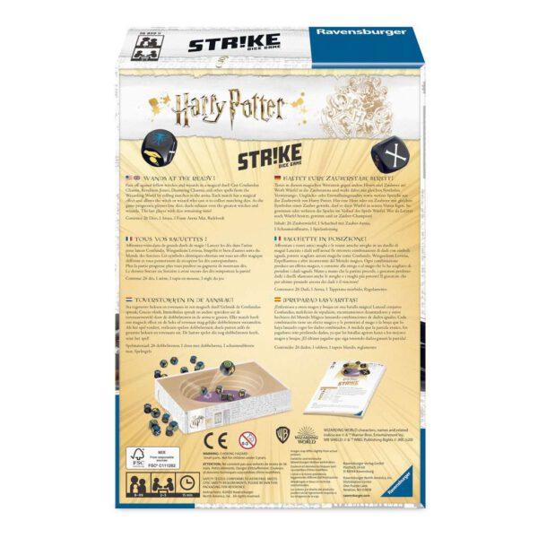 [Strike Harry Potter - dos de la boite]